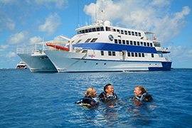 Deep Sea Divers Den liveaboard trip