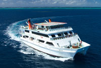Outer Great Barrier Reef Liveaboards - Cairns Overnight and